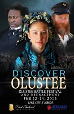Olustee Battlefield Re-enactment & Festival