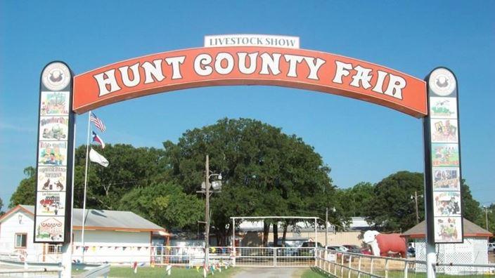 Hunt County Fair & Livestock Show, Greenville, TX – 2016