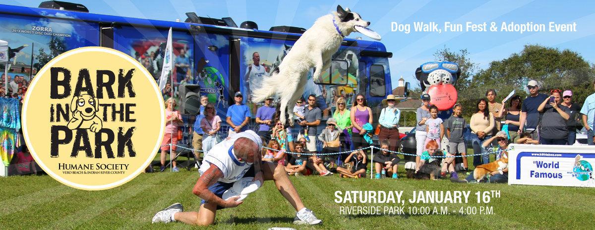Bark In The Park – Vero Beach, 2017
