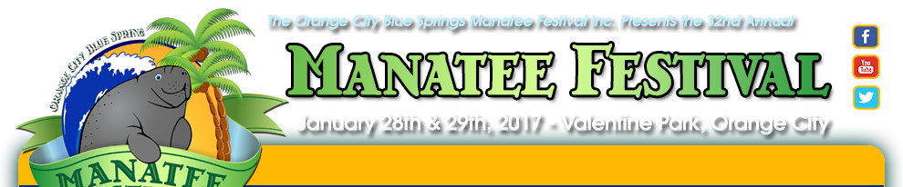 Manatee Festival – Orange City, FL, 2017